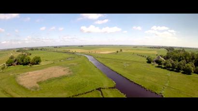 [Luftvideo] Rundflug Ostfriesland
